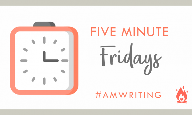 Five-Minute Friday: NEED