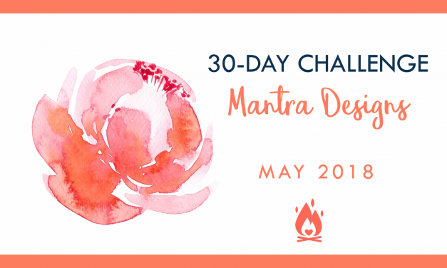 30-day Challenge | Mantra 30