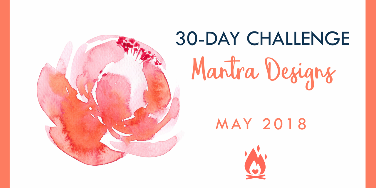 30-day Challenge | Mantra 3