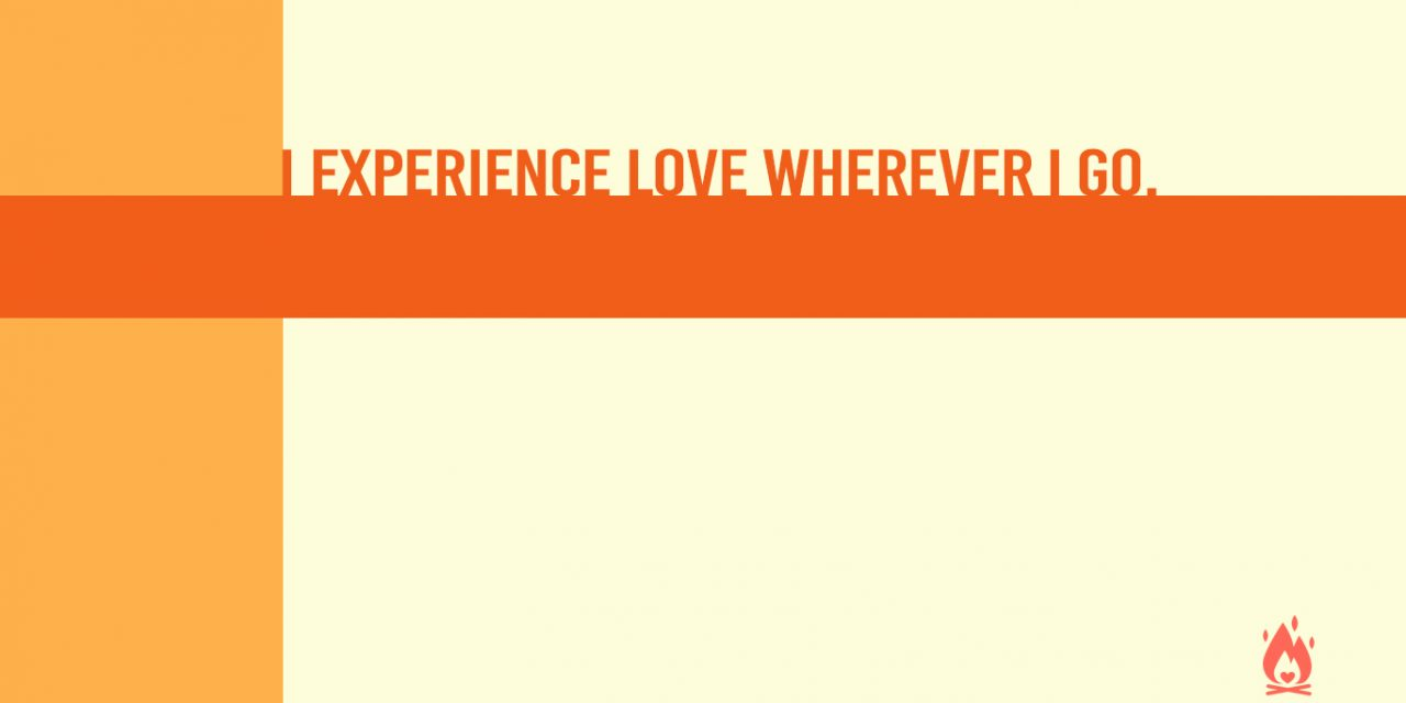#WallpaperWednesday | Experience Love