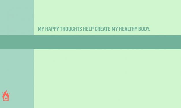 #WallpaperWednesday | Happy thoughts, happy body