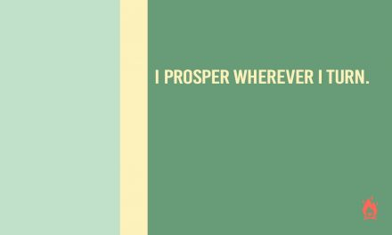 #WallpaperWednesday | I prosper