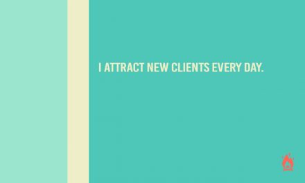 #WallpaperWednesday | I attract new clients