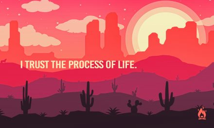 #WallpaperWednesday | I trust life