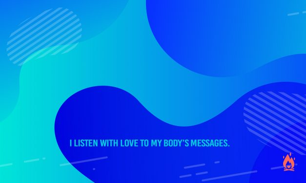 #WallpaperWednesday | I listen to my body