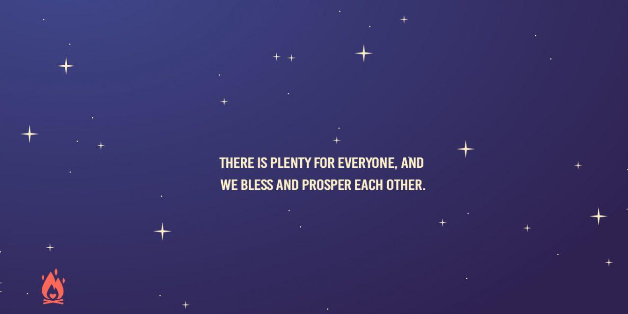 #WallpaperWednesday | Plenty and prosper
