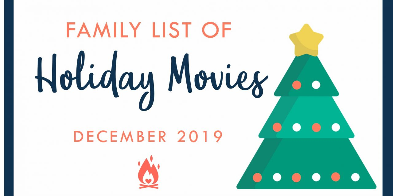 Holiday Movie Bucket List – Family Edition