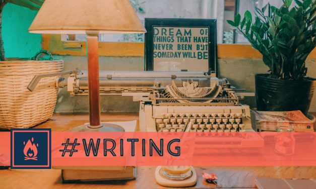 Wednesday #Write – Disappointment can be kindling