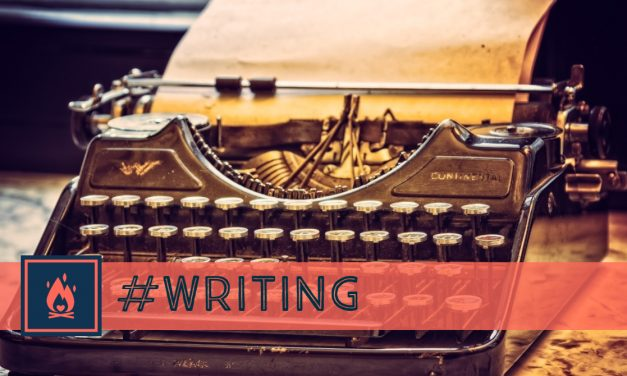 #Writing into the New Year