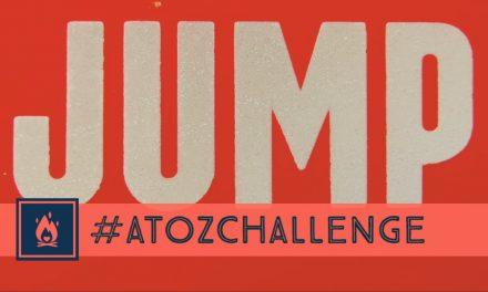 #AtoZChallenge | Jump