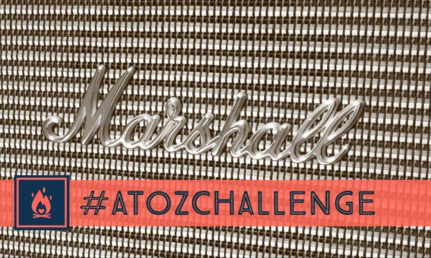 #AtoZChallenge | Marshall