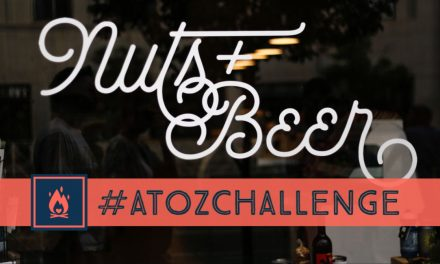 #AtoZChallenge | Nuts