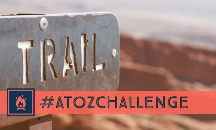 #AtoZChallenge | Trail