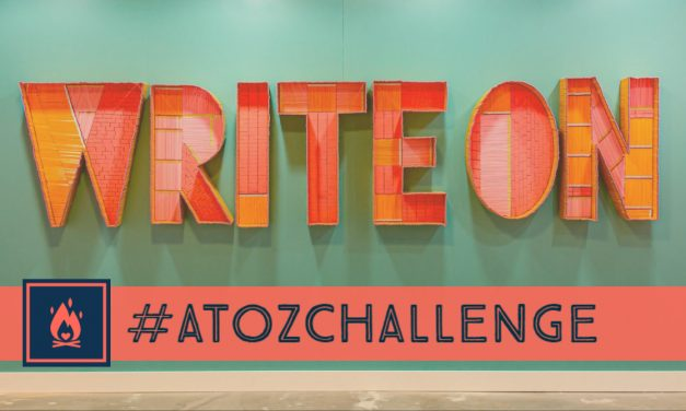 #AtoZChallenge | Write on