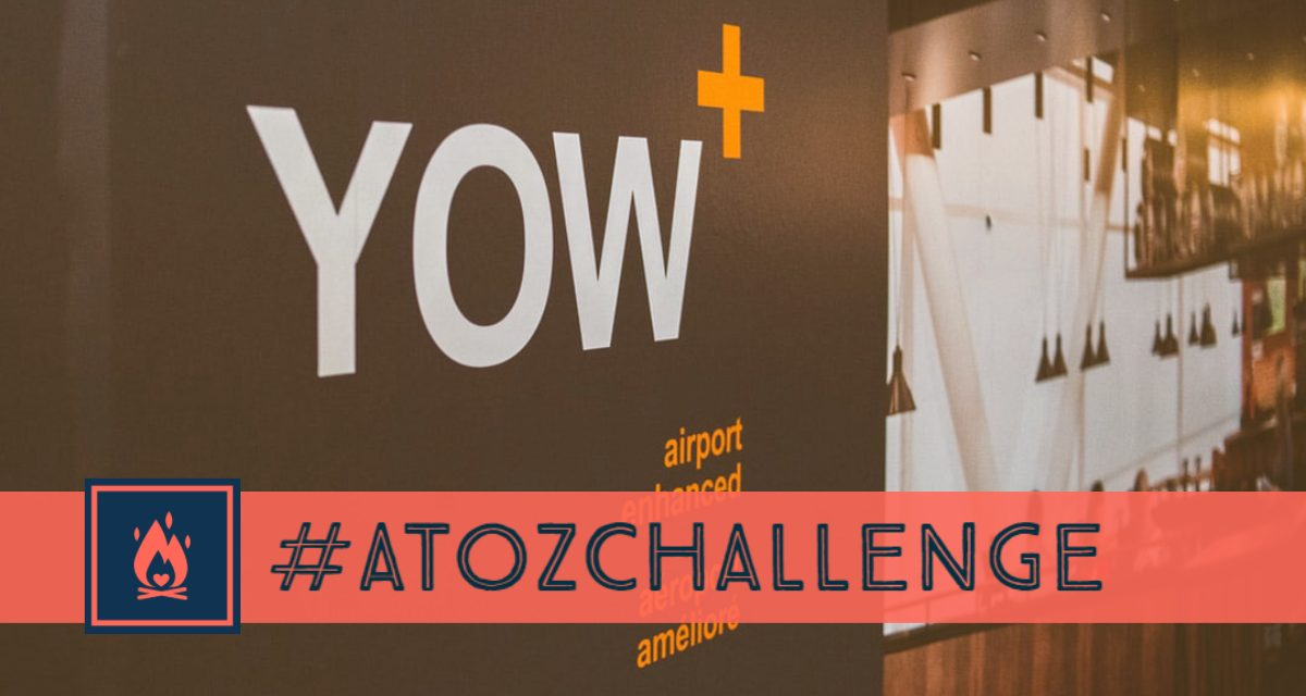 #AtoZChallenge | Yow