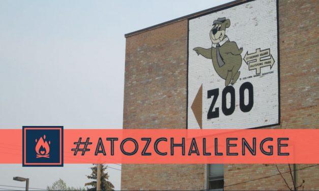 #AtoZChallenge | Zoo